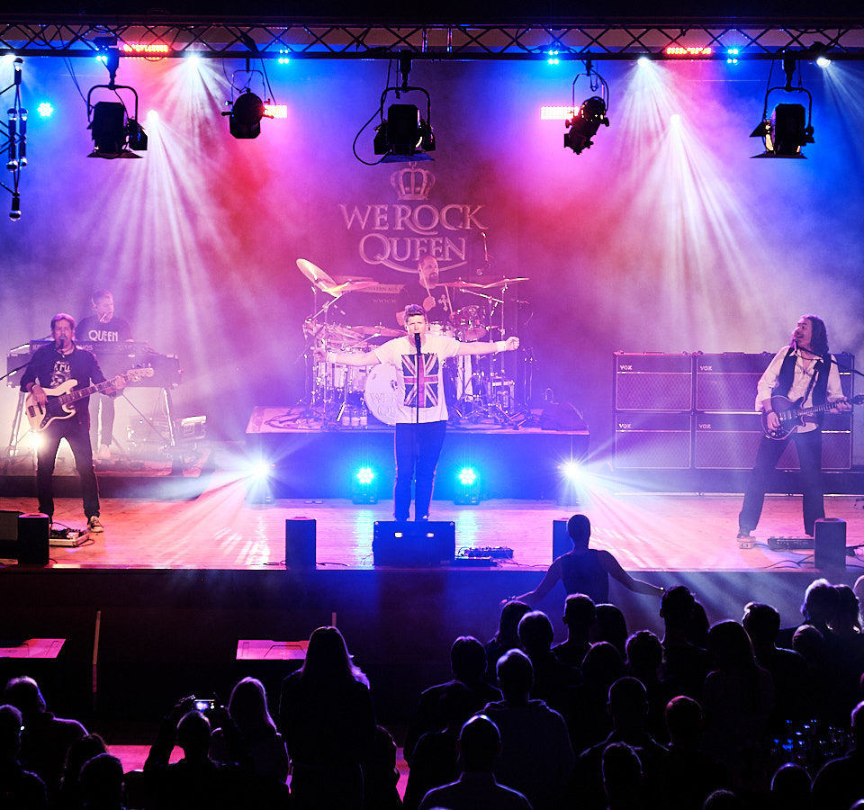 WE ROCK Queen – Stadtlohn