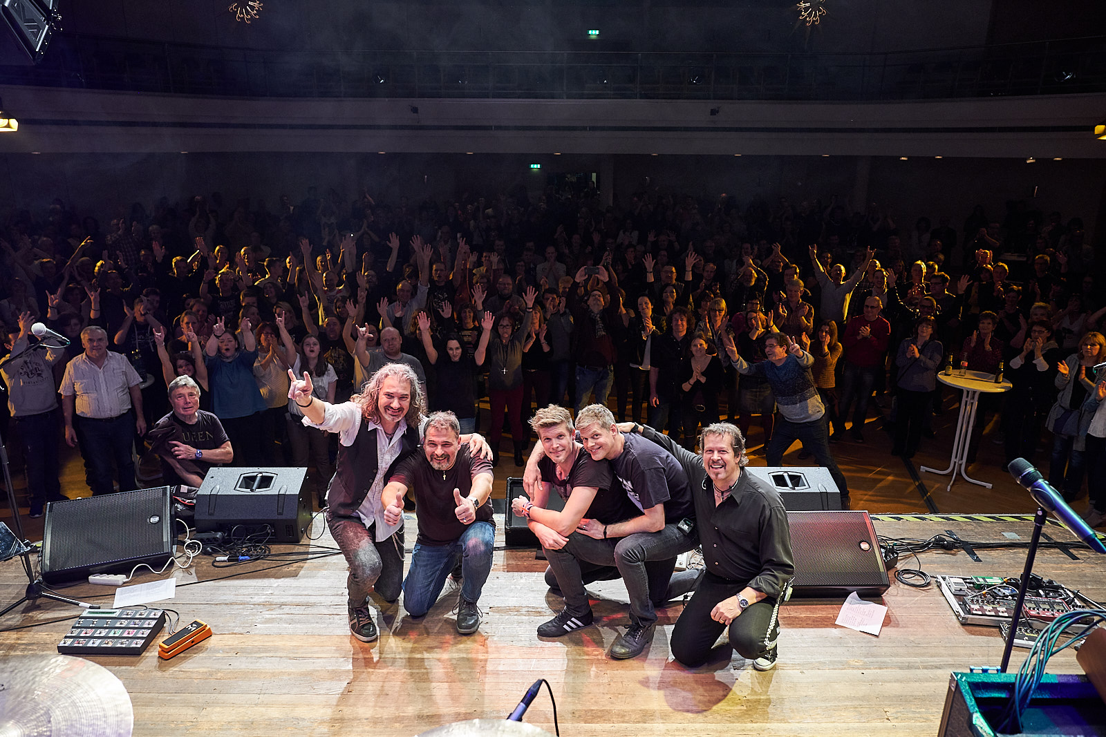 Auftakt zur Konzertsaison 2019 im Bürgerzentrum Elsenfeld