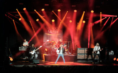 WE ROCK QUEEN beim INDIAN SUMMER Festival in Elspe